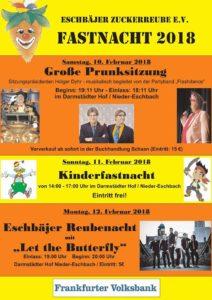 Rosenmontagsparty Nieder-Eschbach