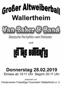 Altweiberfastnacht Wallertheim
